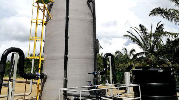Tingkayu Palm Oil Mill (Kunak, Sabah)